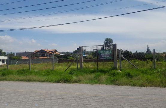 Terreno en venta Tumbaco ideal proyecto inmobiliario