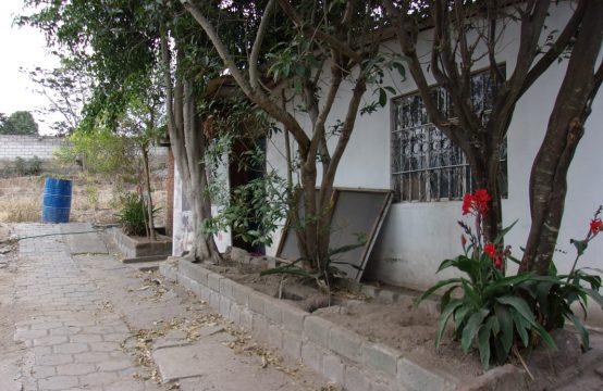Terreno de venta en Tumbaco sector el Arenal