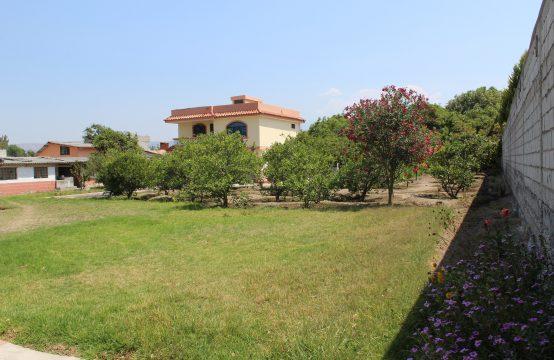 Quinta de venta en Guyallabamba