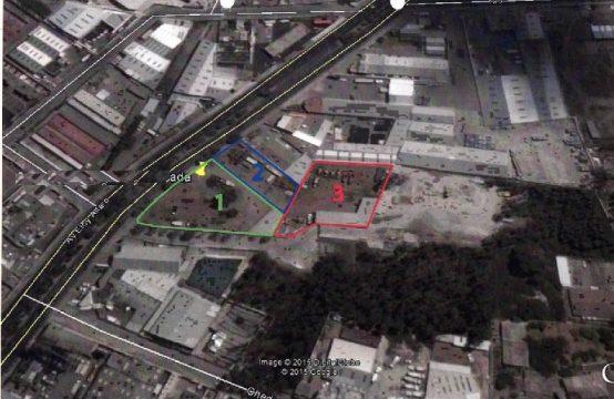 Terreno de venta en Quito Av. Eloy Alfaro