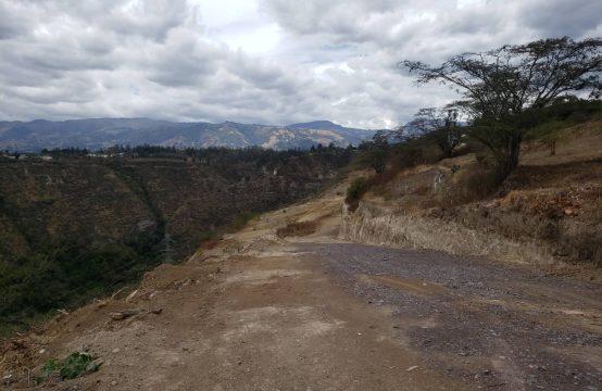 Terrenos en venta Tumbaco 1000m2 Urbanización Privada Vista
