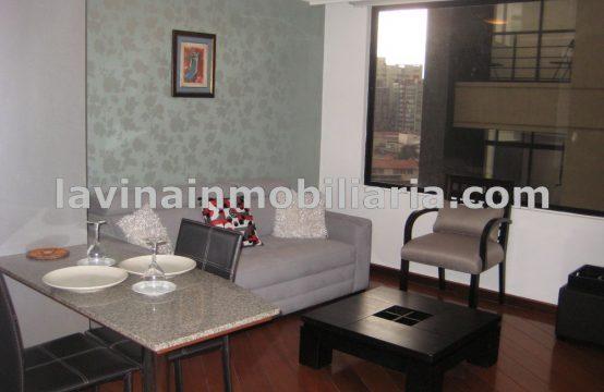 Suite de venta en Quito avda Republica del salvador (amoblada)