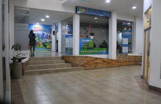 Local comercial de venta en Tumbaco centro comercial Ventura Mall