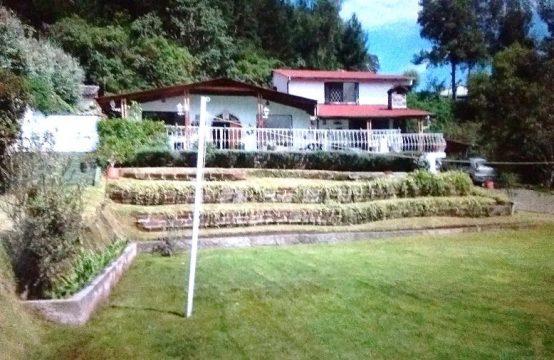 Quinta de venta en San Rafael urb. los Chillos