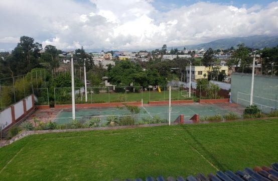 Terreno de venta en Tumbaco ideal proyecto inmobiliario