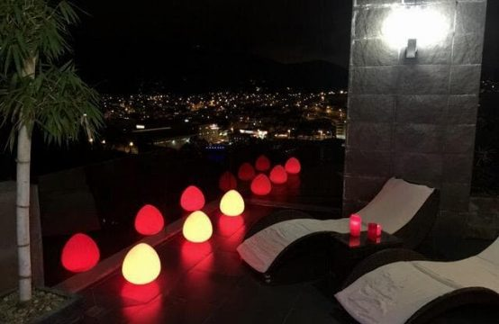 Penthouse Amoblado en Arriendo Cumbaya