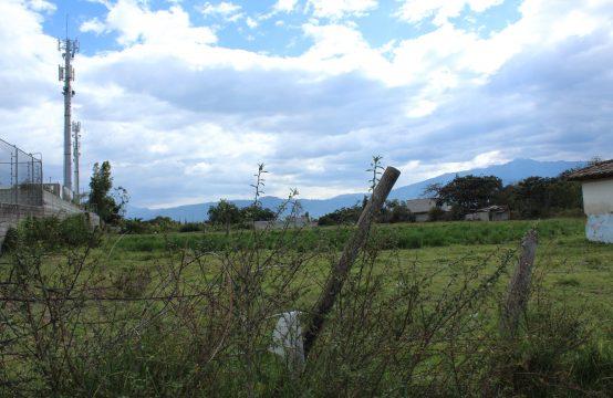 Terreno de venta en Tumbaco 6000m2 plano
