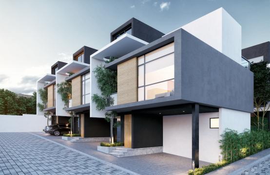 Casas  de venta en Tumbaco en conjunto exclusivo cerca Gasolinera Puma