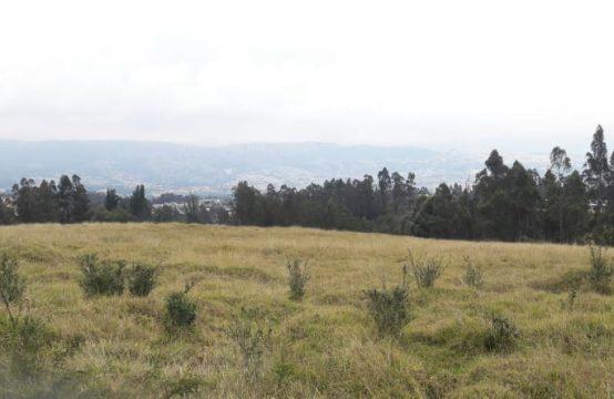 Terreno de venta en Los Chillos sector Betania