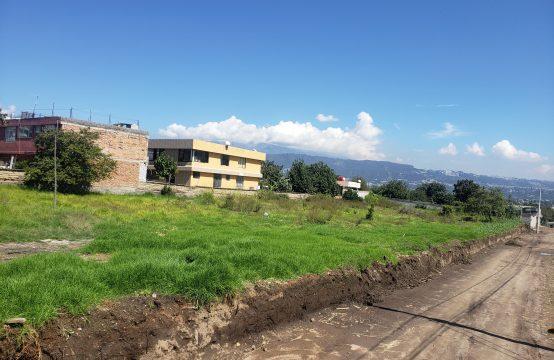Terreno de venta en Tumbaco 4000m2 ideal Proyecto