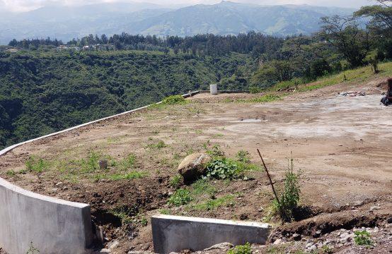 Terrenos de venta en Tumbaco urbanización Privada Vista