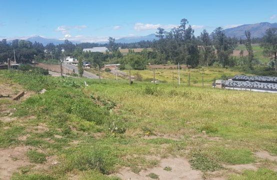 Terreno de venta en Tababela